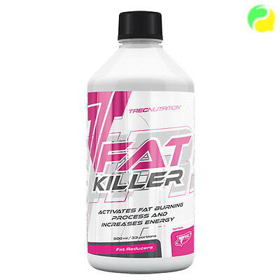 Trec Nutrition - Fat Killer 500 ml - Liquid Thermogenic Formula !