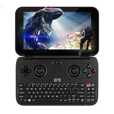 """5.5"""" GPD WIN Game Console x7-Z8700 4G/64GB Touch Screen Gamepad Player Joystick"""