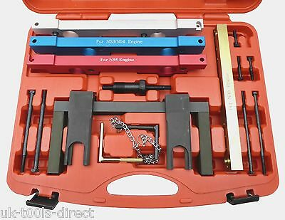 BMW Timing Tool Kit N51 N52 N53 N54 N55 6 Cylinder 2.3 2.5 2.8 3.0 3.5i Engines
