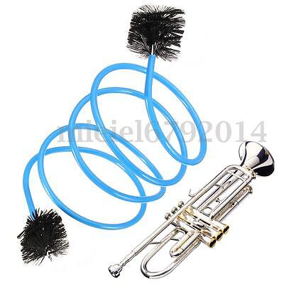 Trumpet Cleaning Kits Brush Double Ended Portable Extension Cornet Orchestral