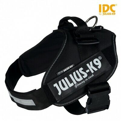 Dog Harness Julius-K9 IDC® Powerharness - Black | All Sizes