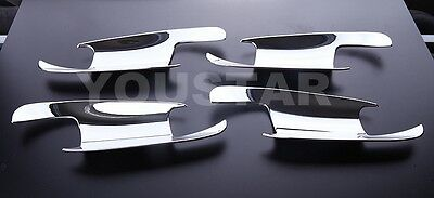 NEW Chrome DOOR HANDLE SCOUP CUP Trims  Mercedes Benz GL GLK M ML X166 W166 X204