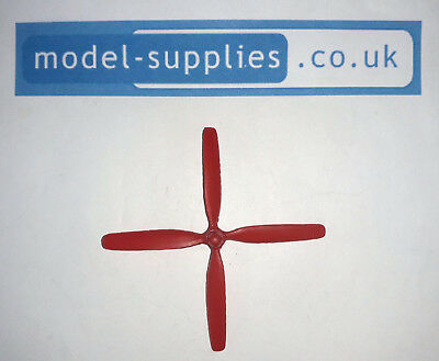 Dinky 734 Thunderbolt reproduction red plastic propellor