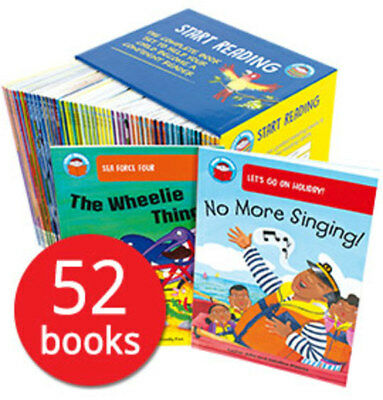 Start Reading Collection - 52 Books