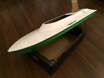 Large Vintage Radio Controlled Speed Boat RC Electric, Nitro or Petrol