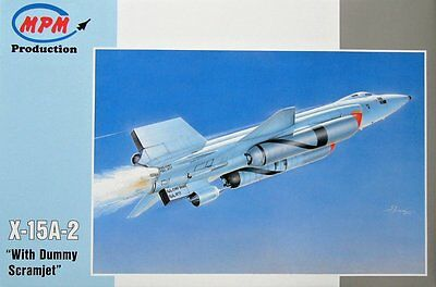 "MPM 72562 X-15A-2 ""with Dummy Scramjet"" 1/72"