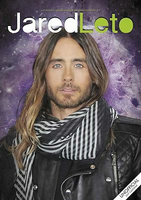 Jared Leto (Joker, 30 Seconds to Mars) 2017 A3 Calendar by Red Star