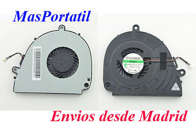 Ventilador / Fan Acer Aspire 5750 5750G P/n: Dc280009Ks0 / Dc280009Kd0  Fan10