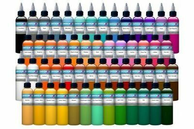Intenze Authentic Most Used 10 Color Set