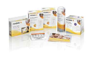 Medela - Great Gift for New Mom: Accessory Starter Set. New!