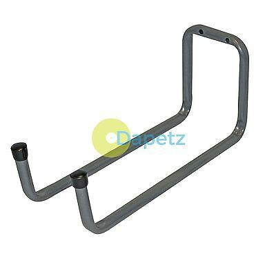 Double Storage Hook - Double Hook - 250mm (G) Tubular Steel Corrosion-Resistant • EUR 24,06