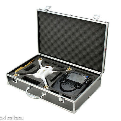 Realacc Aluminum Case Suitcase For Hubsan H501S X4 Rc Quadcopter