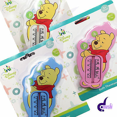 Disney baby Bath Thermometer Winnie the Pooh BPA free