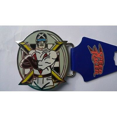 Speed Racer Belt Buckle