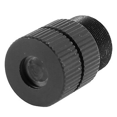 Replacement Black CCTV Box Camera 25mm Focal Length Board Lens F1.2 T1