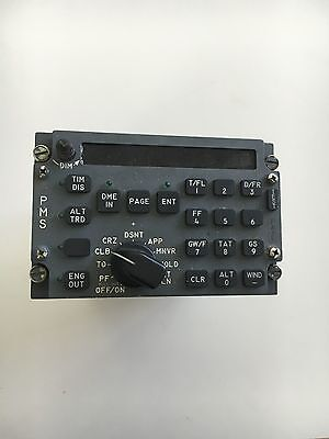 Aircraft Airbus A-310 ? Panel Annunciator *As Removed* Power Mgmt System