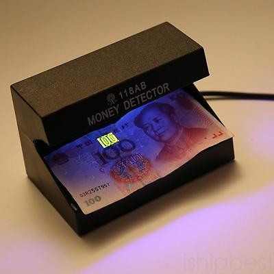 UV Counterfeit Fake Bank note Forgery Money Detector Checker Tester UK Practical