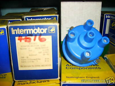 Distributor cap FORD SIERRA SAPPHIRE 1.6 1982-1991 LUCAS TYPE 45160 NEW BOXED