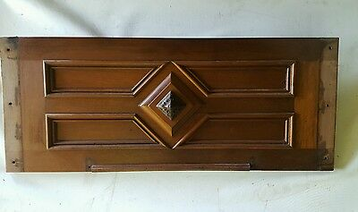 Antique Architectural Header Pediment
