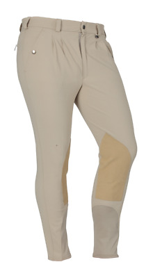 Shires Gents Stratford Performance Breeches - Beige