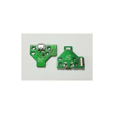 Connettore Micro USB con scheda PCB 12pin JDS-011 controller Dual Shock 4 PS4
