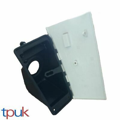 Brand New  White Fuel Tank Filler Door Flap & Housing Ford Transit Mk6 2000-2006