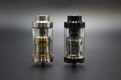 Authentic Ijoy Limitless XL 4.0ml RTA Tank 50-215w Black Silver Available