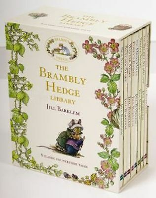 The Brambly Hedge Collection - 8 Books