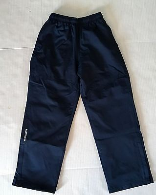 Bauer Team Lightweight Warm-Up Pants - Youth - Xsmall - Navy