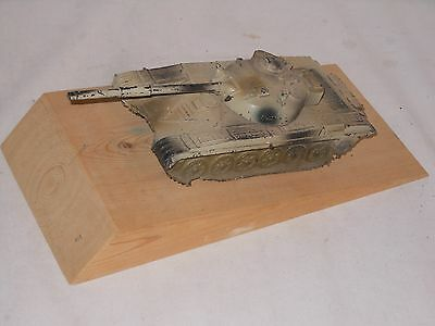 US ARMY AUSBILDUNGSMODELL - FORT KNOX  - T 72 PANZER MODELL -  DDR NVA - 25 cm