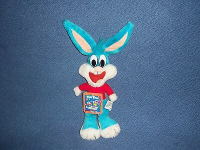 Tiny Toon Buster Bunny 1990 NEW Stuffed Plush Doll Toy Animal Figure VTG Warner