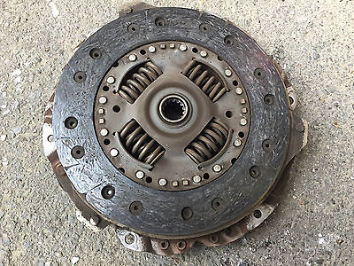 Vauxhall Astra G 1998-2004 Clutch Cover / Plate off 1.6 8V  Z16SE Engine manual