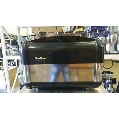 Cheap Second Hand 2 Group Sanmarino Commercial Coffee Machine