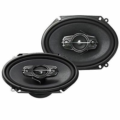 PIONEER TS-A6886R A SERIES 5X7 4 WAY COAX Car Audio/SPEAKERS