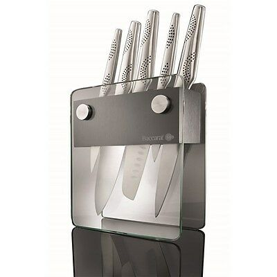 New Baccarat iD3 Shin 6 Piece Knife Block