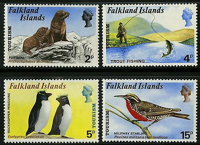 Falkland Islands  1974   Scott #227-230   Mint Lightly Hinged Set