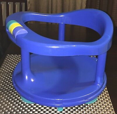 Fisher Price Stay N Play Bath Ring Baby Tub Seat Suction Cup Safety First 1st