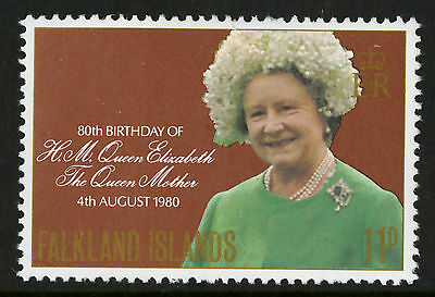 Falkland Islands  1980   Scott #305   Mint Never Hinged Set
