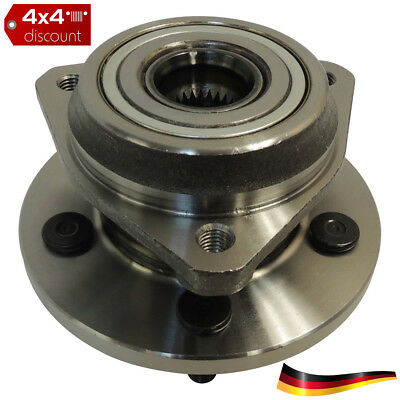 Hub and Bearing Assembly, Front Jeep Wrangler YJ 1990/1995