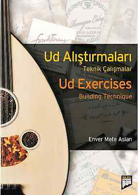 Oud Exercises Building Technique In English And Turkish Practice Ud POE-201