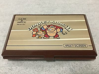 Nintendo Game and Watch Donkey Kong II (Great condition)