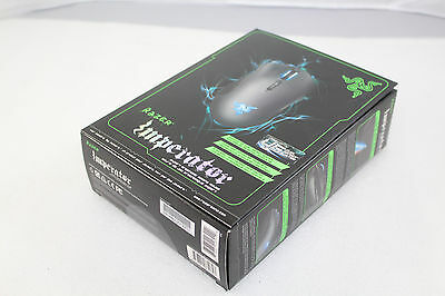 New Razer Imperator Ergonomic Gaming Mouse USB Wired w/ Keyboard  Cleaner