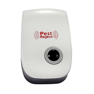 Pest Repeller Ultrasonic Electronic Mouse Rat Mosquito Insect Rodent Control GL