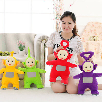 Stuffed Singing Dancing Teletubbies Dipsy Laa Po Tinky Plush Electric Toy Doll