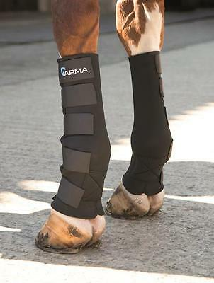 NEW Shires Neoprene Mud Protection Socks (Lightweight Travel Wraps) Horse Boots