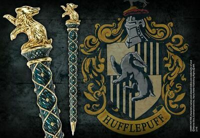 Harry Potter : HUFFLEPUFF PEN from The Noble Collection NOB7282