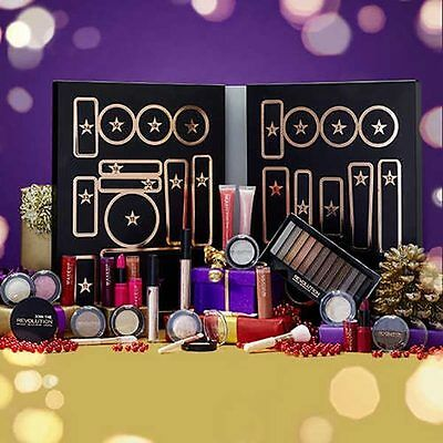 Makeup Revolution Beauty Advent Calendar Xmas 2016 FREE TRACKED IN STOCK