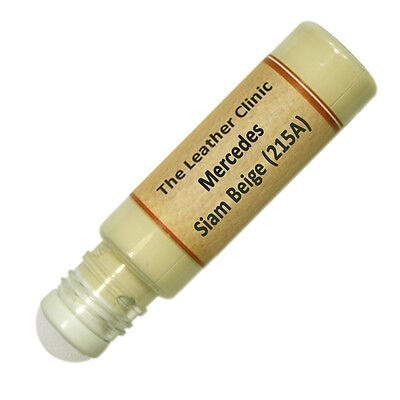MERCEDES Siam Beige (215A) Car Seat Touch Up Leather Repair Pen
