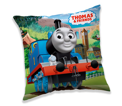 Thomas the Tank Engine Chugg Cushion Pillow By BestTrend®