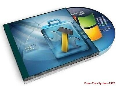Toshiba Recovery Disk Guide for Windows XP, Vista